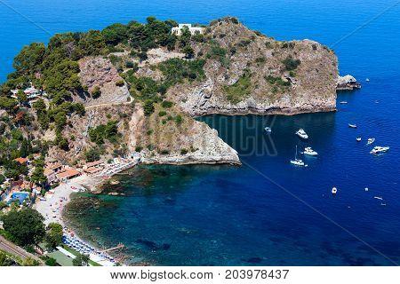 Taormina Grotta Azura, Sicily