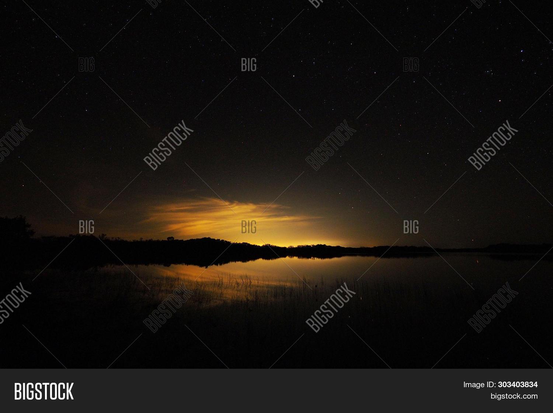 Night Skies Over Image & Photo (Free Trial) | Bigstock