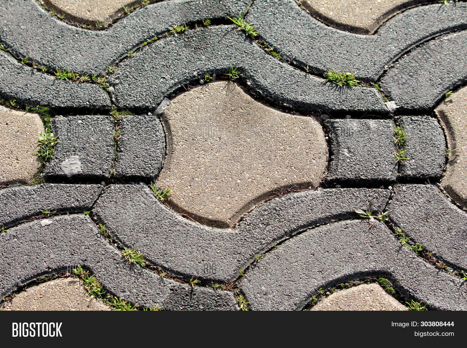 Stone Tiles Outdoor Image Photo Free Trial Bigstock