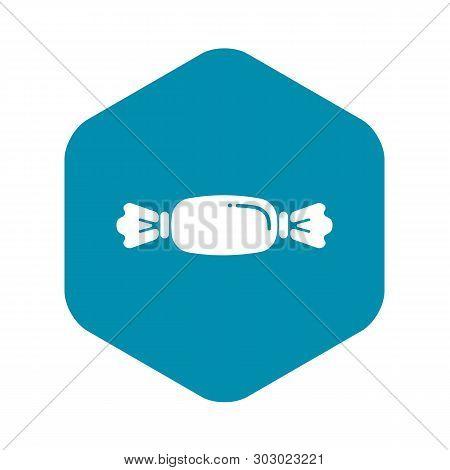 Bonbon Icon. Simple Illustration Of Bonbon Vector Icon For Web Design Isolated On White Background