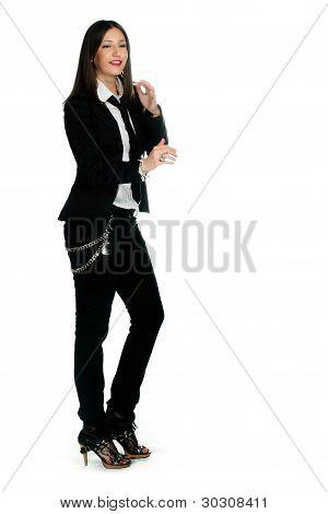 Semi-formal Girl