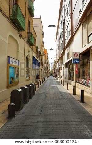 Walk Around The City Of Reus