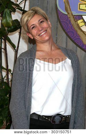 LOS ANGELES - MAY 15:  Reem Daly at the