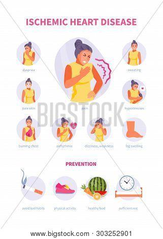 Symptoms Prevention Vector & Photo (Free Trial) | Bigstock