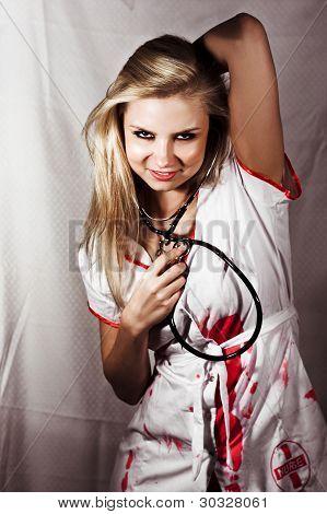 Psychotic Killer Nurse