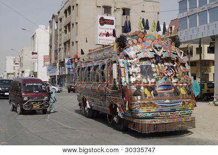 Pakistan_pakistan Bus Transportations