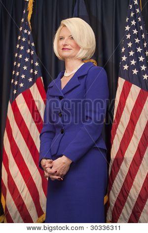 Calist Gingrich en evento de maridos.