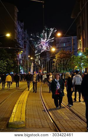 19 May 2019 Eskisehir, Turkey. 19 May National Independence And Sovereignty Day Celebrations In Eski