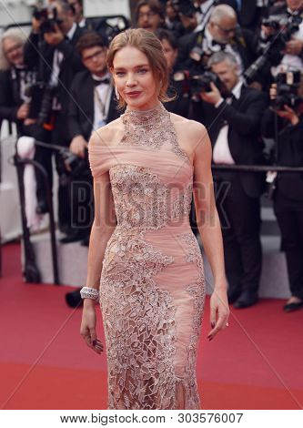 CANNES, FRANCE. May 20, 2019: Natalia Vodianova at the gala premiere for