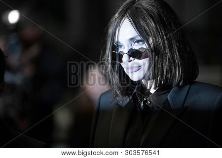 Beatrice Dalle  attends the screening of