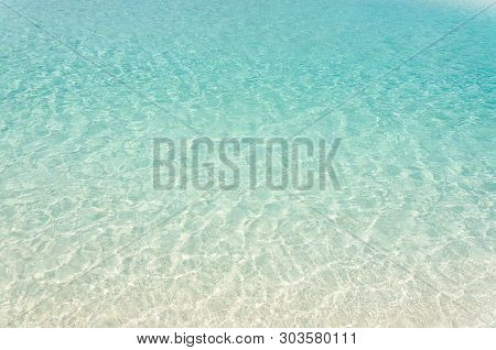 Transparent Waters Of Punta Norte Beach, Isla Mujeres