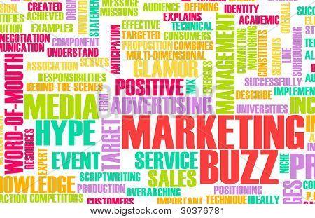 Marketing Buzz y el bombo como concepto de construcción