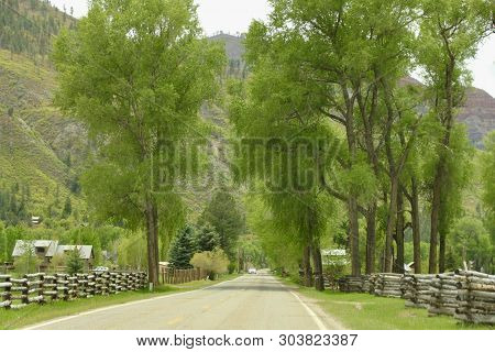 The Greenest Of Durango, Co In May