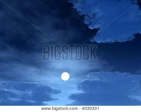 Night Time Sky
