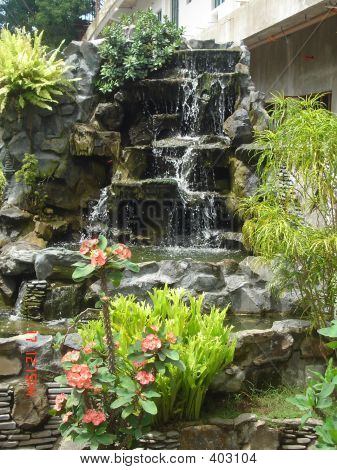Water-flower Garden