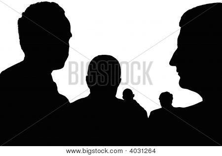 Incognito Persons