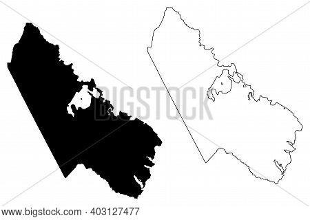 Prince William County, Commonwealth Of Virginia (u.s. County, United States Of America, Usa, U.s., U