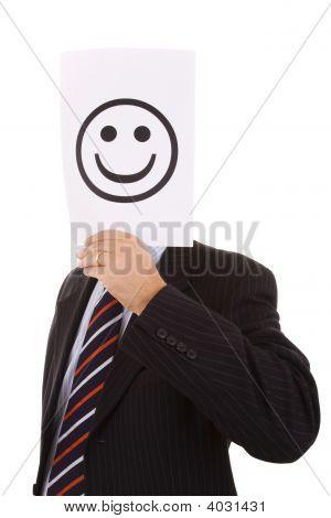 Hypocrite Businessman