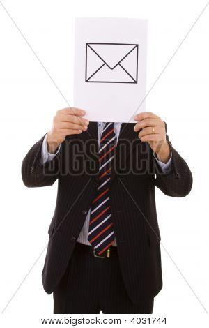 Email Businessman