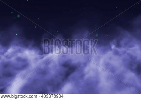 Space Haze Concept Concept Creative Abstract Background For Any Purposes