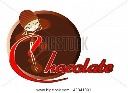 Design Menu Of Chocolate Bar