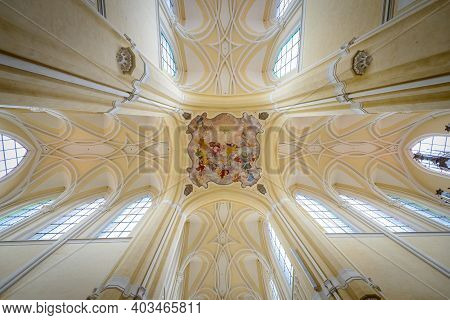 Kutna Hora Church