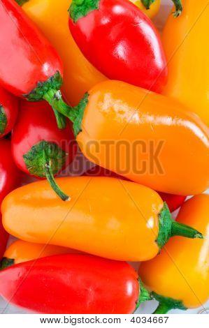 Jalapeno Pepper Background