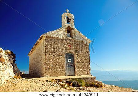 Biokovo - The Chapel of Sv. Jure - DSC1958