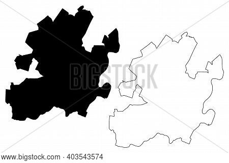 Charlottesville City County, Commonwealth Of Virginia (independent City, U.s. County, United States