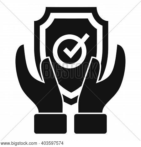 Personal Guard Icon. Simple Illustration Of Personal Guard Vector Icon For Web Design Isolated On Wh