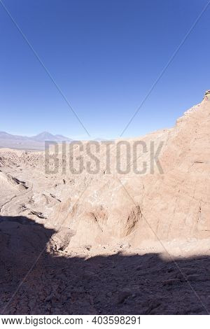 Picture Of The Mars Valley In Chile