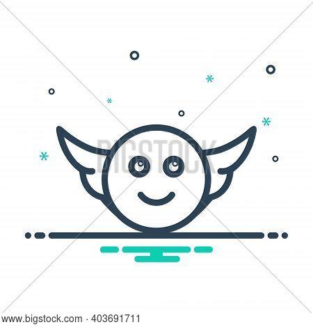 Mix Icon For Angel Farishta Serang Fowl Fly
