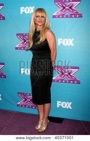 LOS ANGELES - DEC 17:  Britney Spears at the 'X Factor' Season Finale Press Conference at CBS Television City on December 17, 2012 in Los Angeles, CA