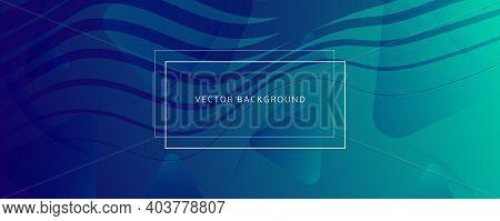 Dark Dynamic Wave. Fluid 3d Flyer. Vivid Gradient Line. Dynamic Wave. Modern Banner. Flow Design. Ab