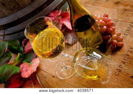 Still Life At Winery
