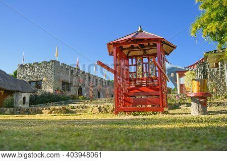 Santichon Village The Famous Travel Destinations In Pai.