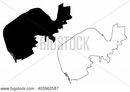 Radford City County, Commonwealth Of Virginia (independent City, U.s. County, United States Of Ameri
