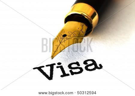 Visa Concept