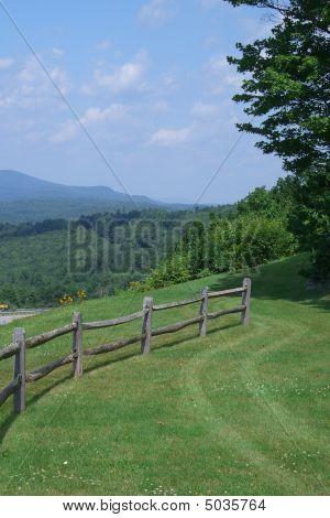 Vermont Hillside