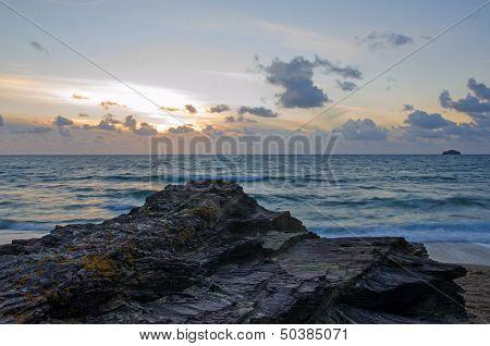 Cornish dusk