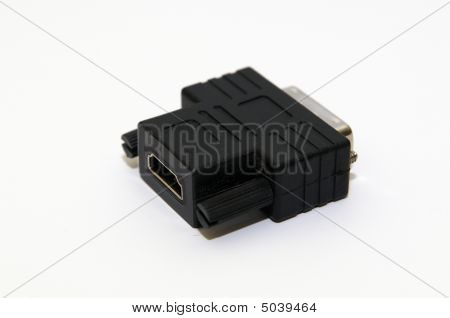 Hdmi-dvi Connector Isolated