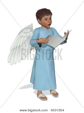 Little Angel Singing