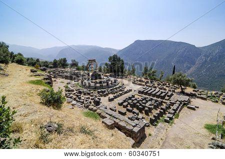 Athena Pronaia Sanctuary