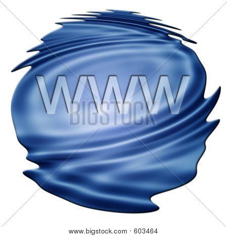 Internet Technology Concept: Www