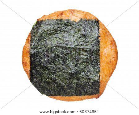 Japanese rice cracker