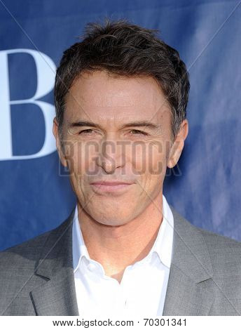 LOS ANGELES - JUL 17:  Tim Daly arrives to the CBS-CW-Showtime Summer TCA Press Tour 2014  on July7, 2014 in West Hollywood, CA.