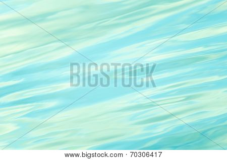 Abstract Water Ripples / Waves Background