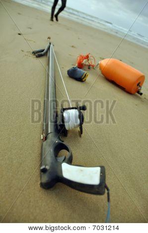 Spearfishing kit