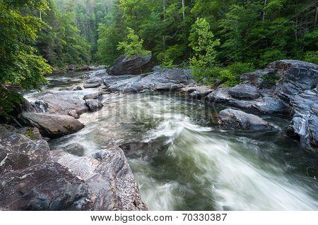Chattooga Wild & Scenic River