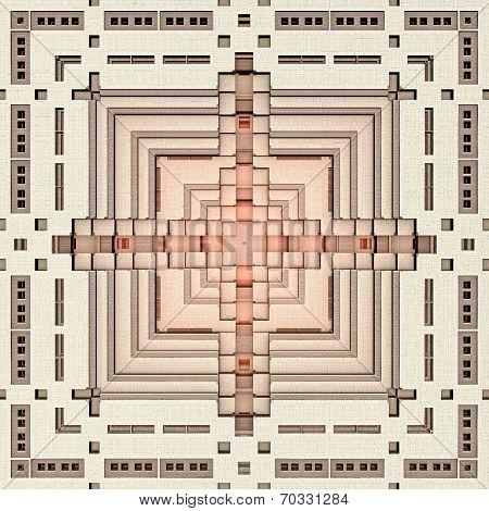 Pyramid Base Pattern